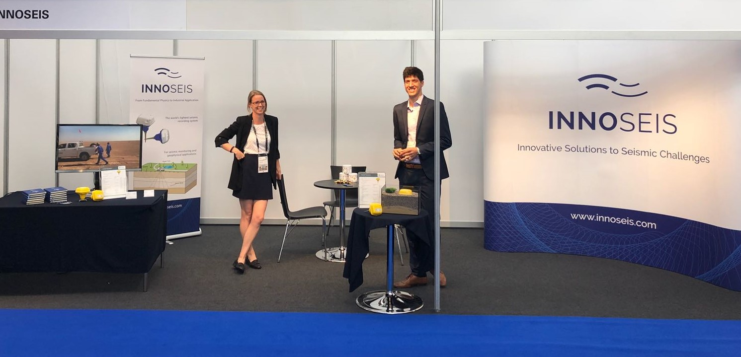 Innoseis at the EAGE 2018